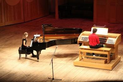 Duo MusArt concert in Russia